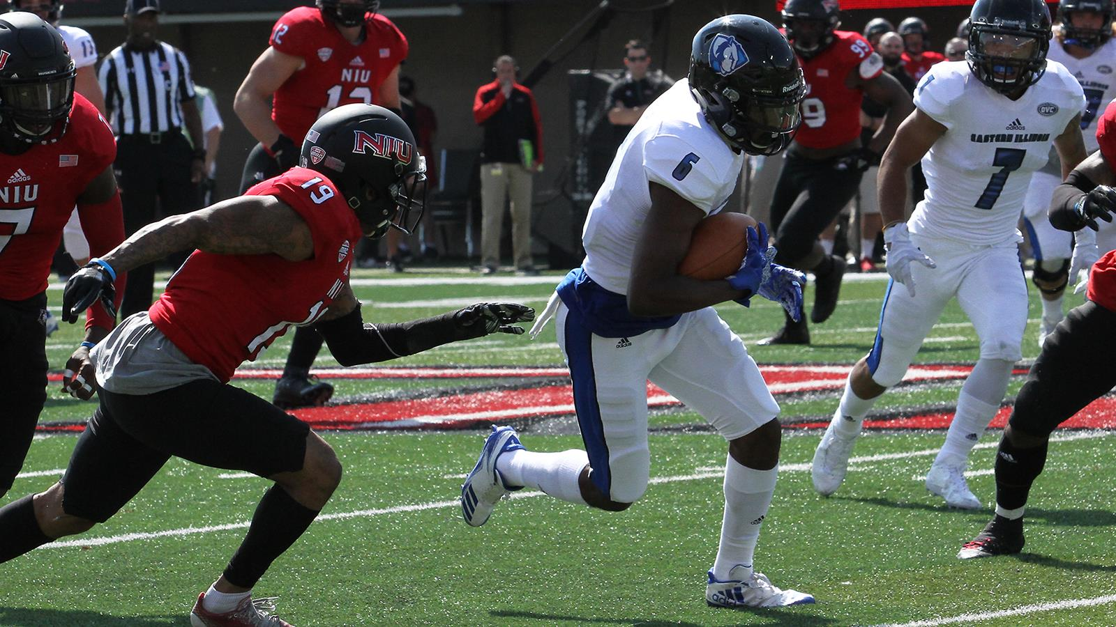 Dennis Turner Football Eastern Illinois University Athletics