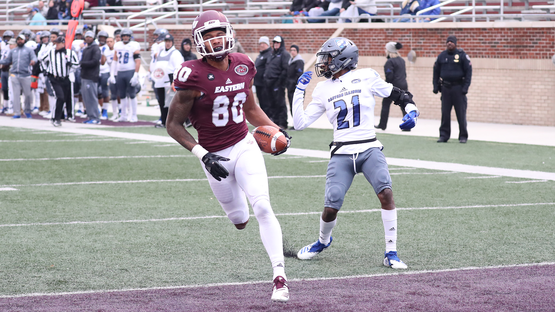 Colonels Surge Past Eastern Illinois In Second Half Eastern