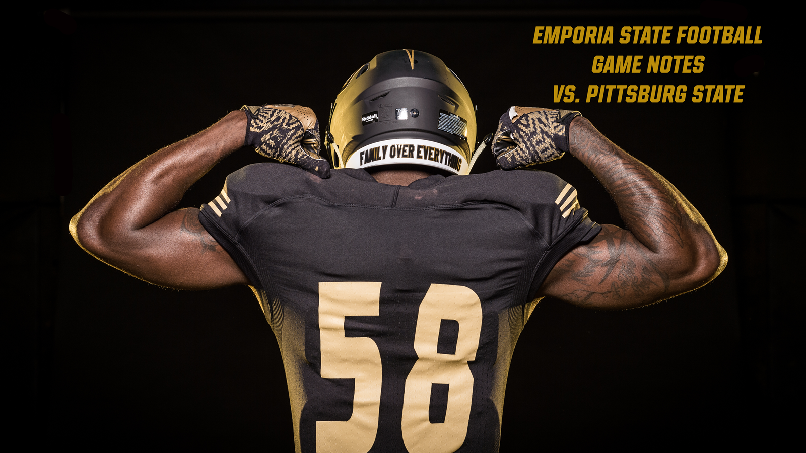 Emporia State Football Plays Host To Pittsburg State In Home Opener