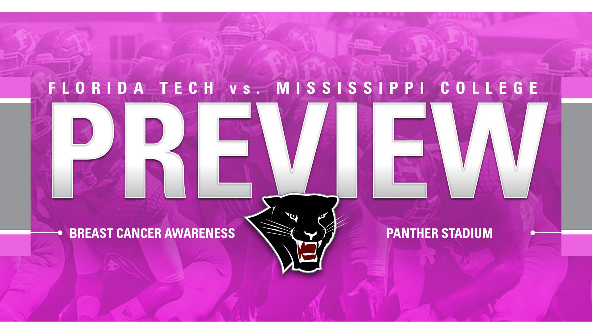 Football Hosts Choctaws In Breast Cancer Awareness Game