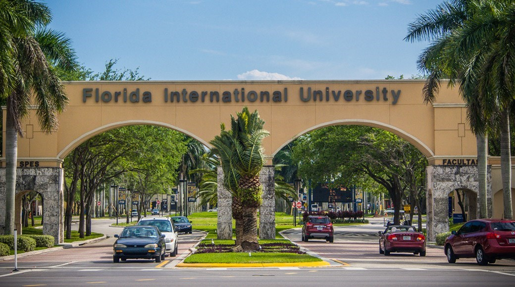 Florida International University Panthers Campus Directions