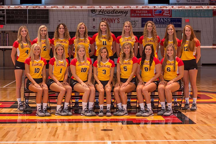 Flagler Athletics - 2018 Women's Volleyball Roster