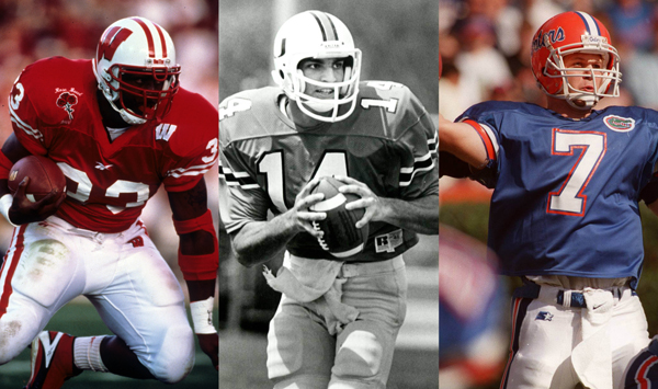 Nff Proudly Announces Stellar 2013 College Football Hall Of Fame