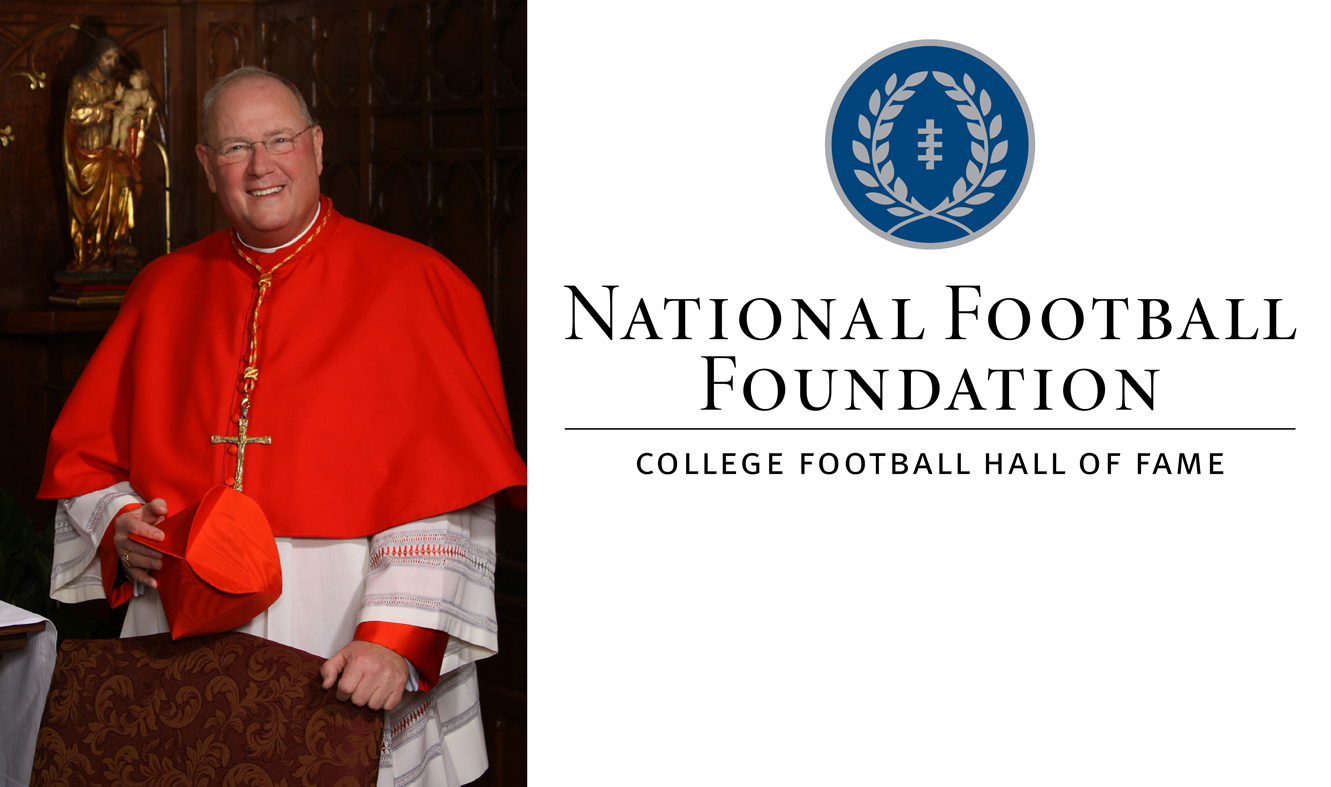 Timothy Cardinal Dolan to Provide Invocation at 2016 NFF Annual