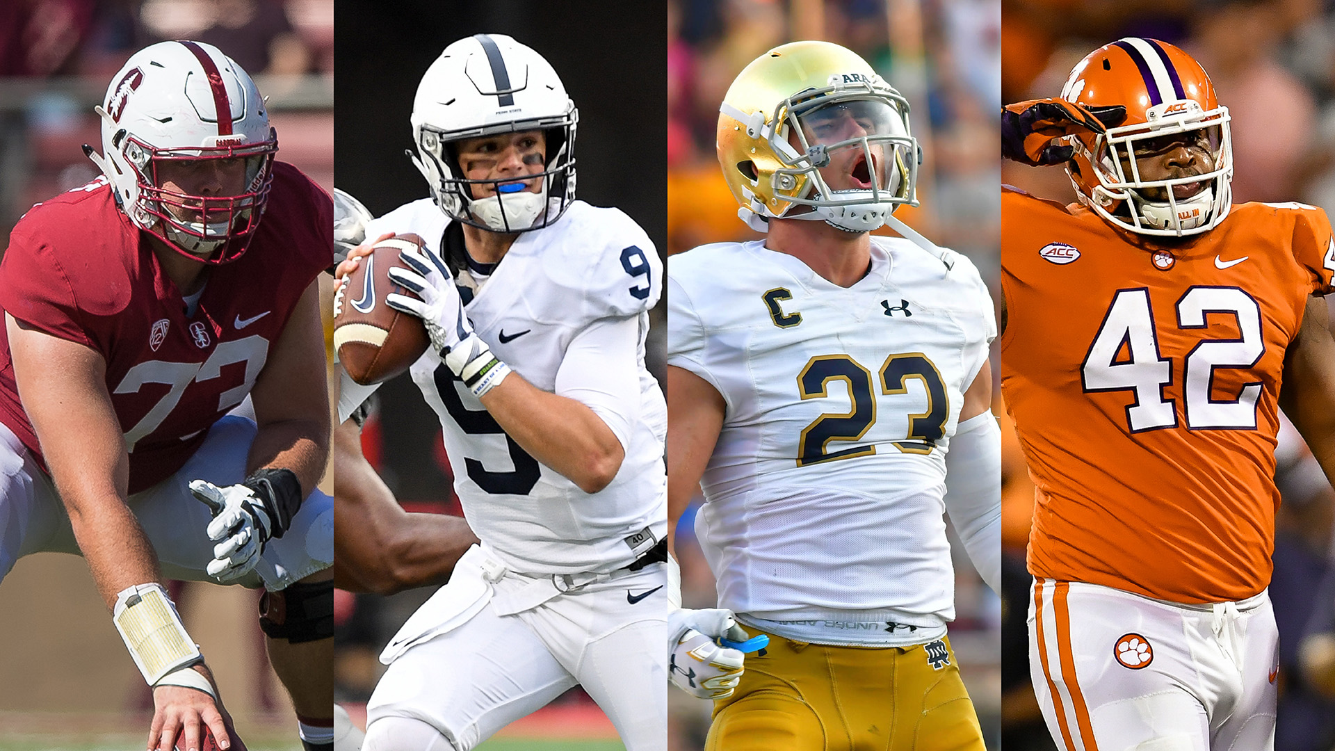 2018 Campbell Trophy Semifinalists