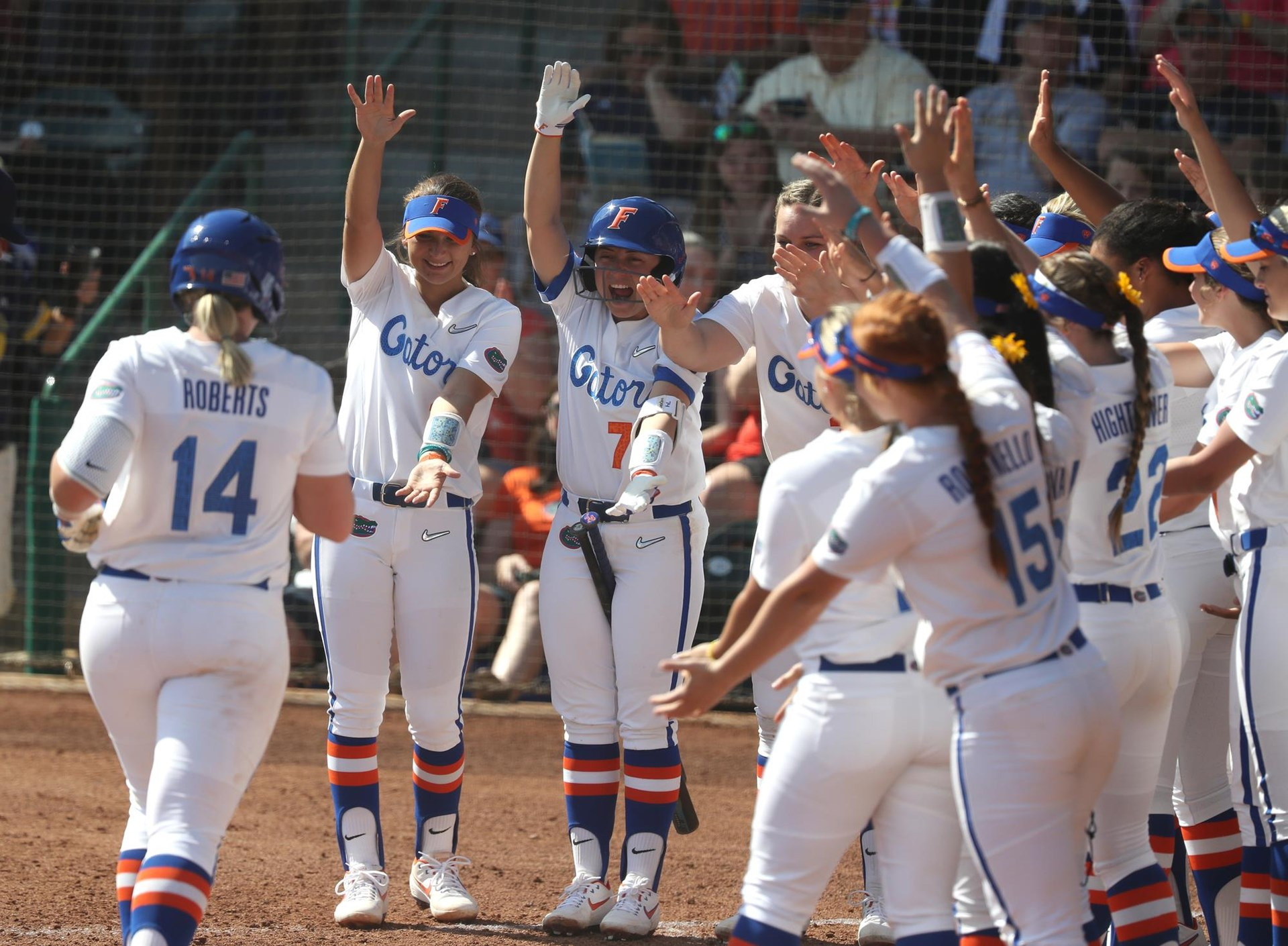 96588406c Jordan Roberts - Softball - Florida Gators