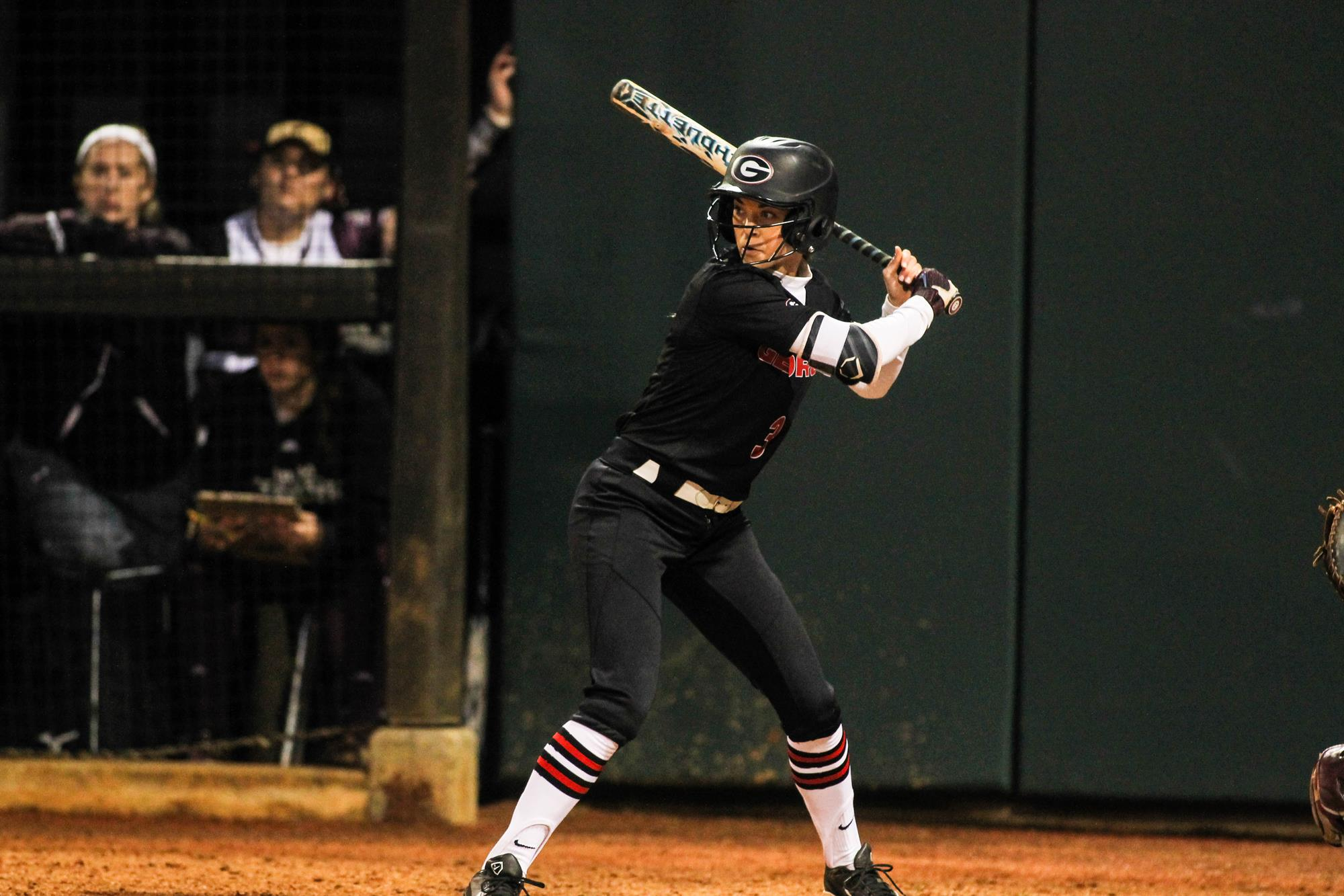 25 Georgia Wraps Up Opening Weekend With Shutout Of Oregon State