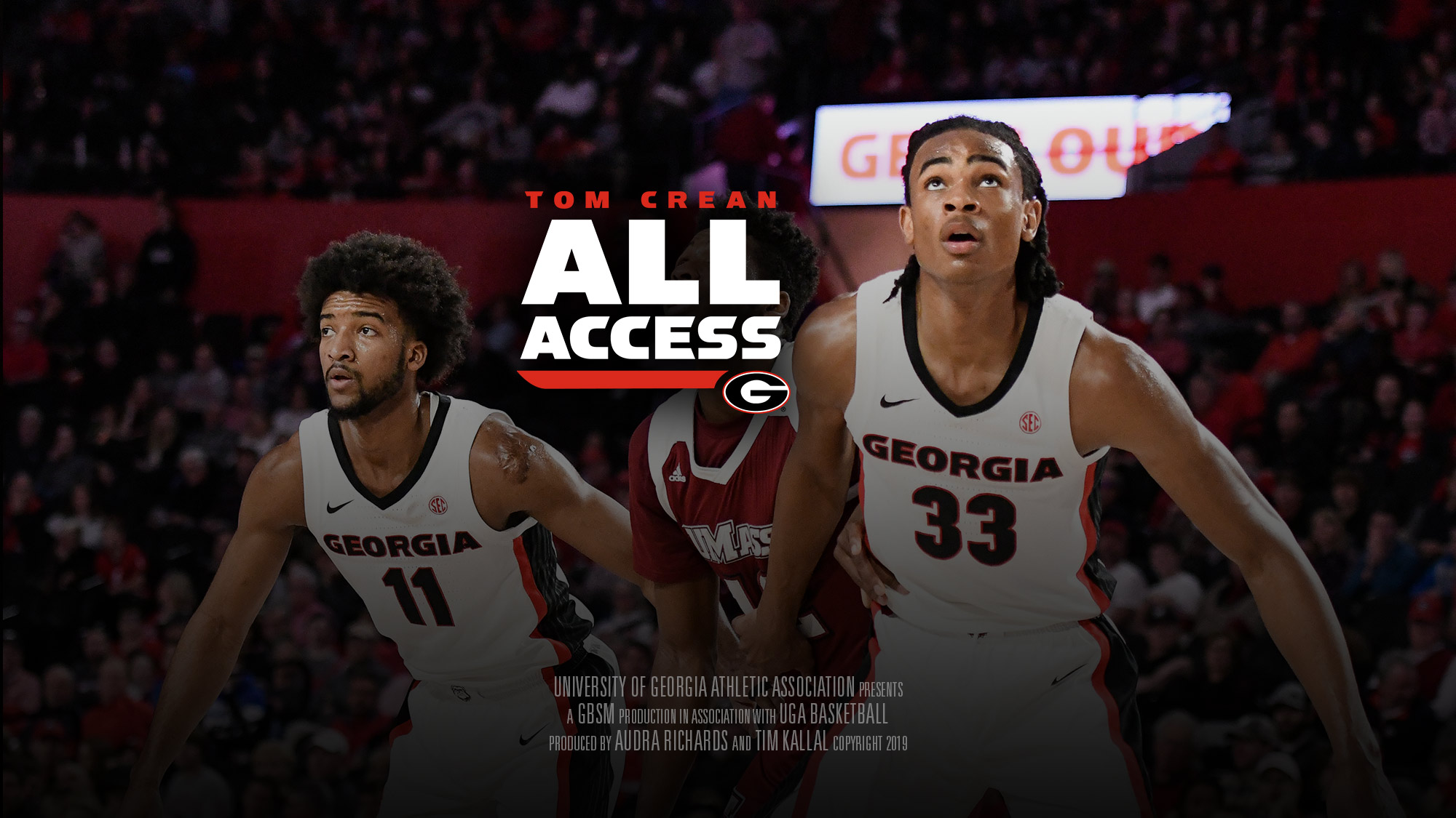 Tom Crean All Access Episode 1 University Of Georgia Athletics