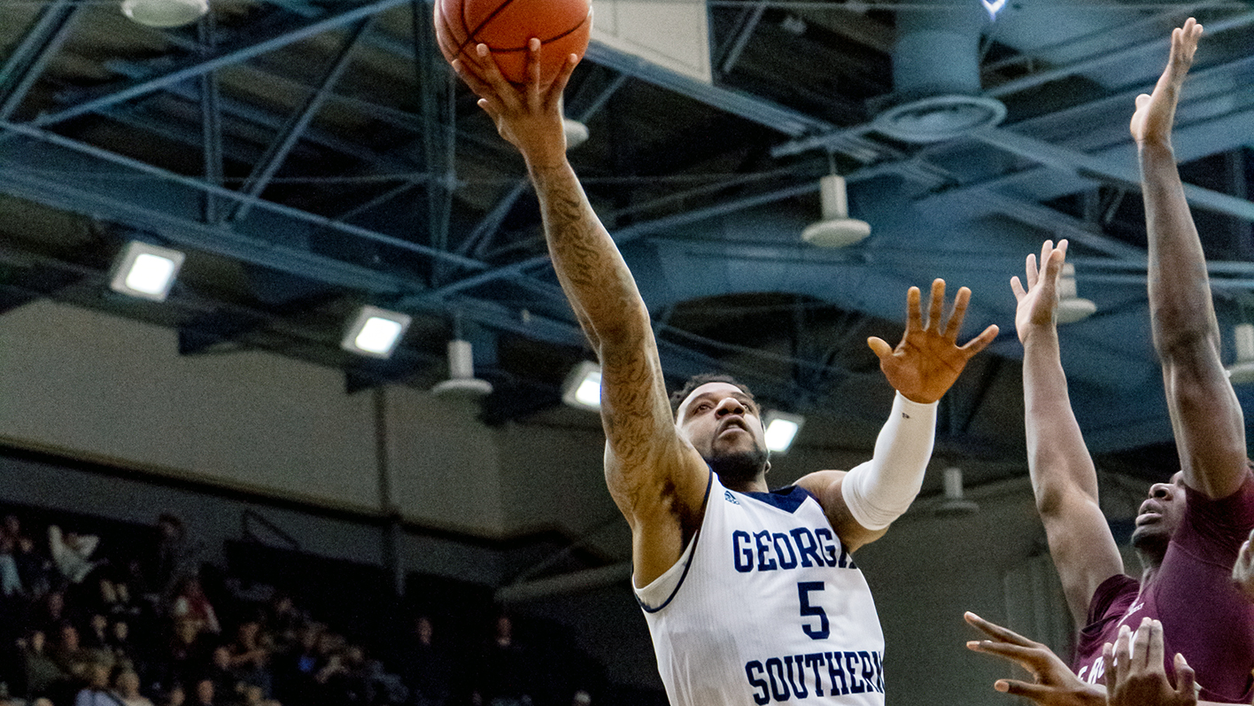 Men's Basketball Preview: Eagles Open Three-Game Homestand Thursday - Georgia Southern ...
