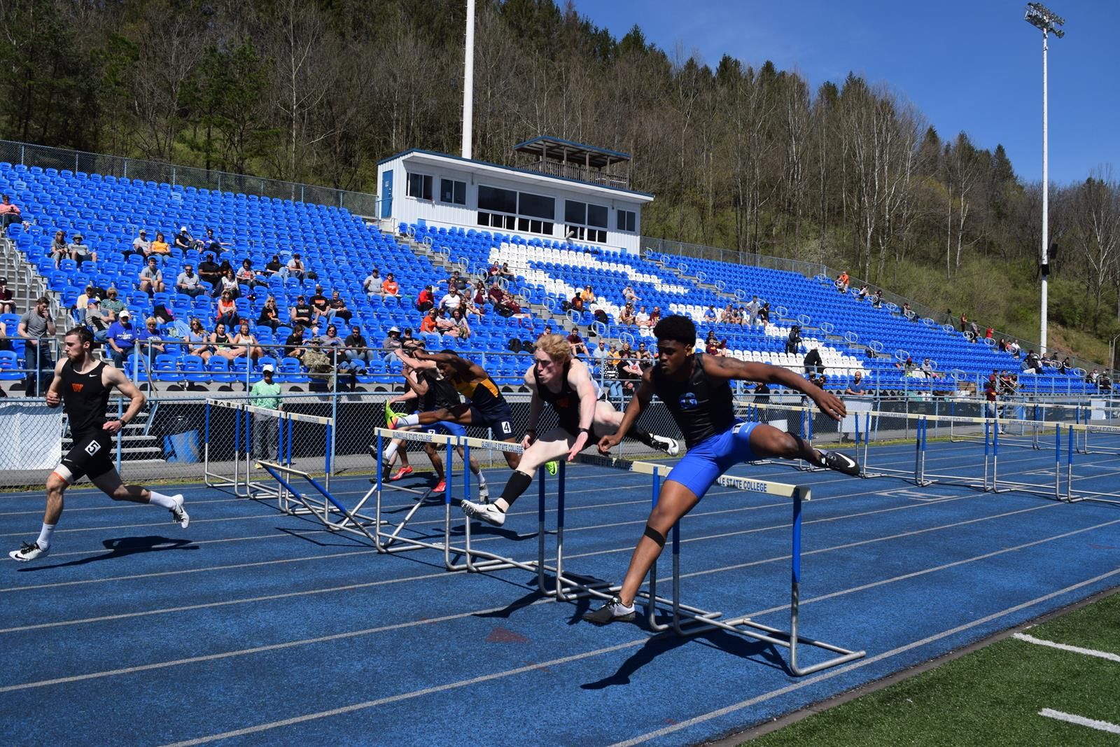 Track & Field Has Nice Showing At Marietta