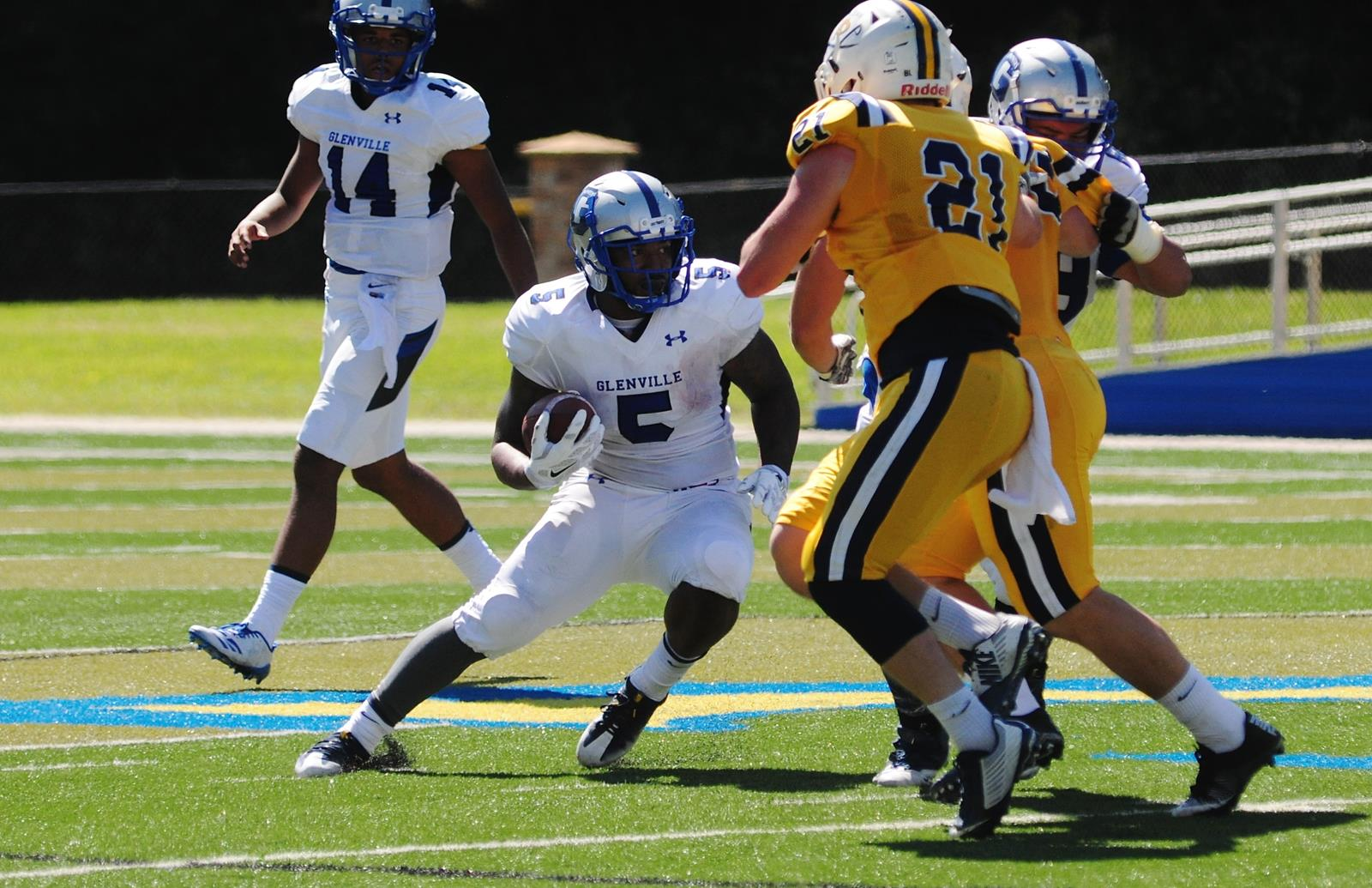 Dominique Gibson - Football - Glenville State College ...