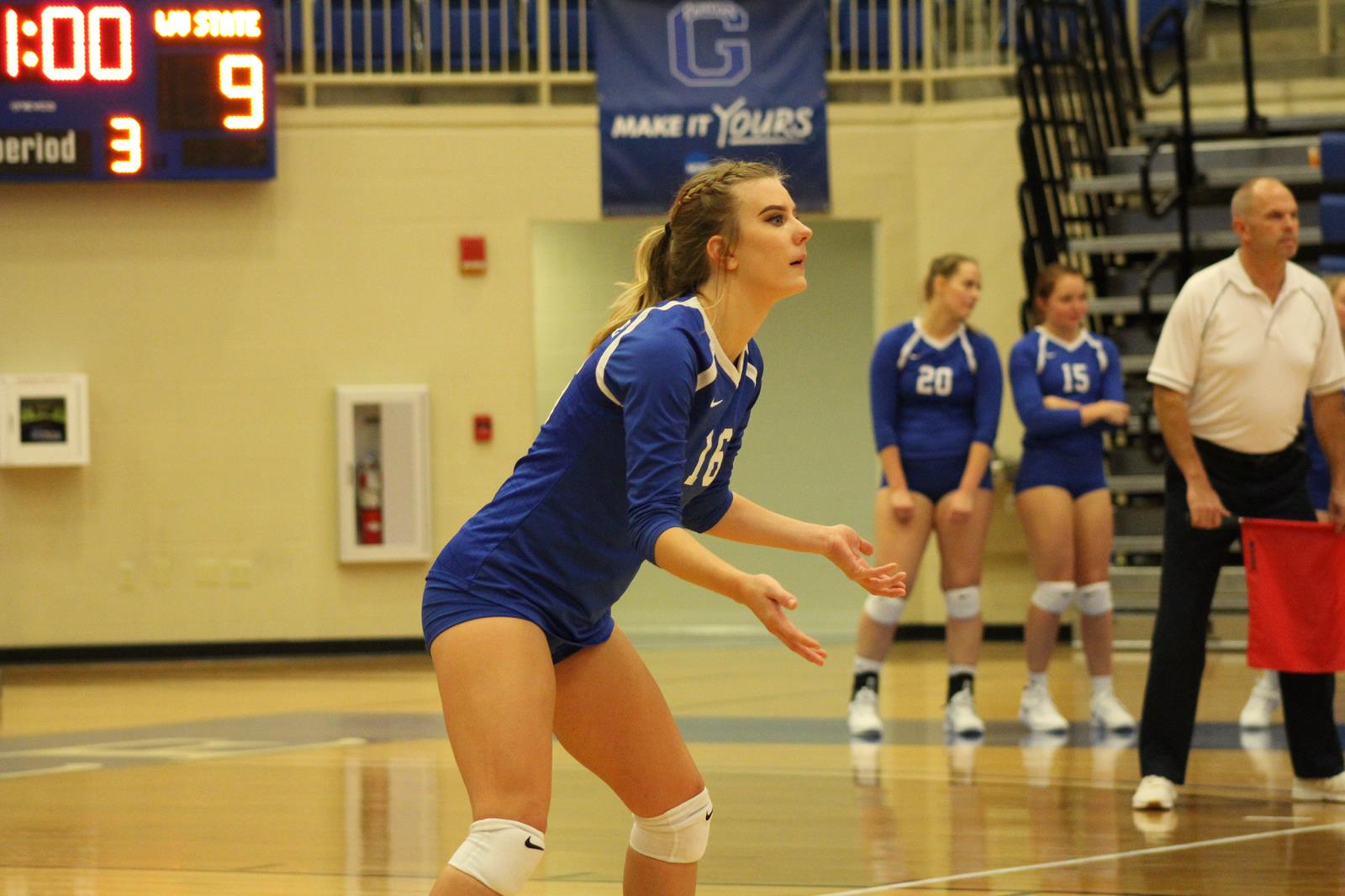 Volleyball Falls on Senior Night to West Virginia State ...