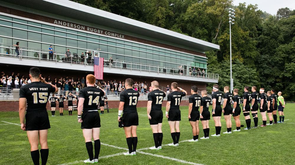 army west point athletics anderson rugby complex