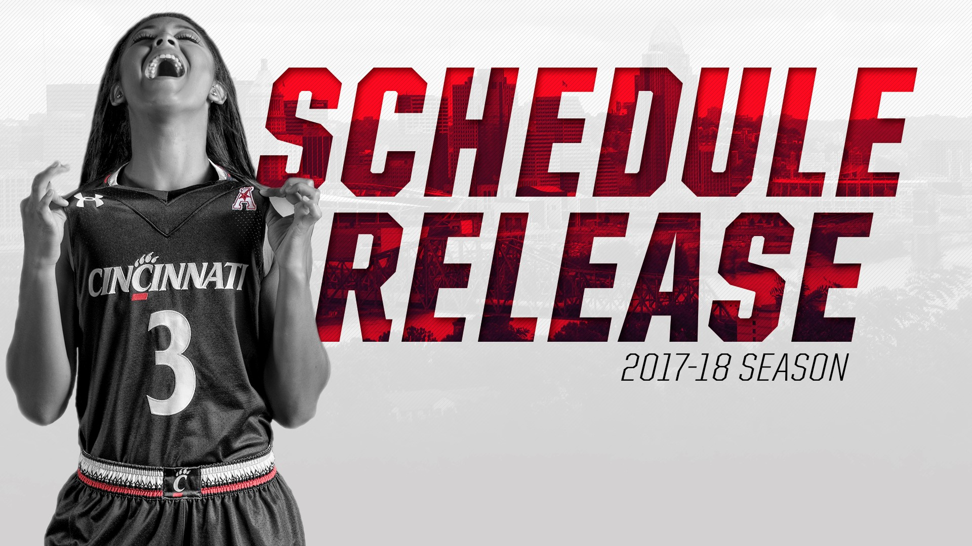 women's basketball releases 2017-18 schedule - university of