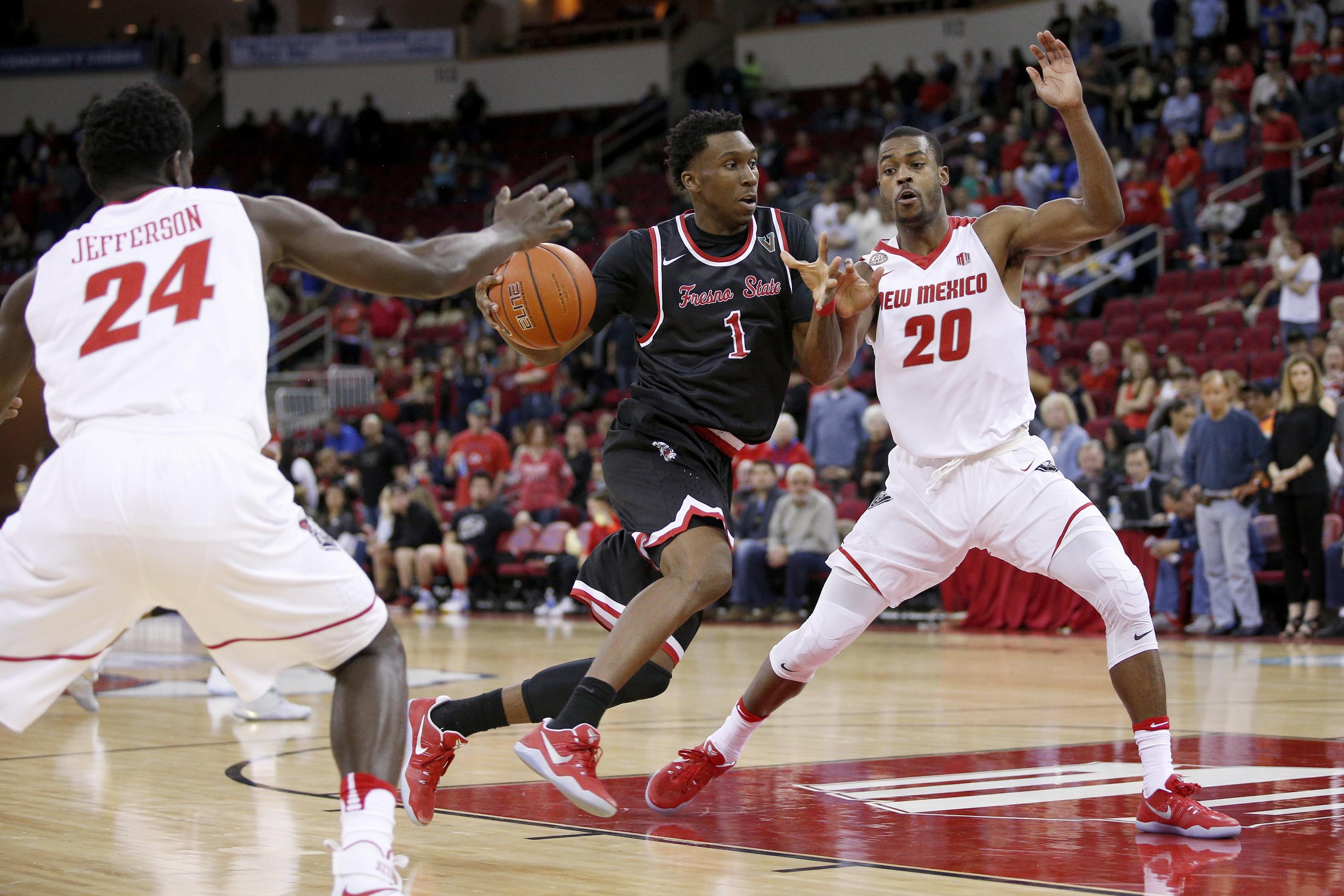 fresno state men's basketball: national buzz building for bulldogs