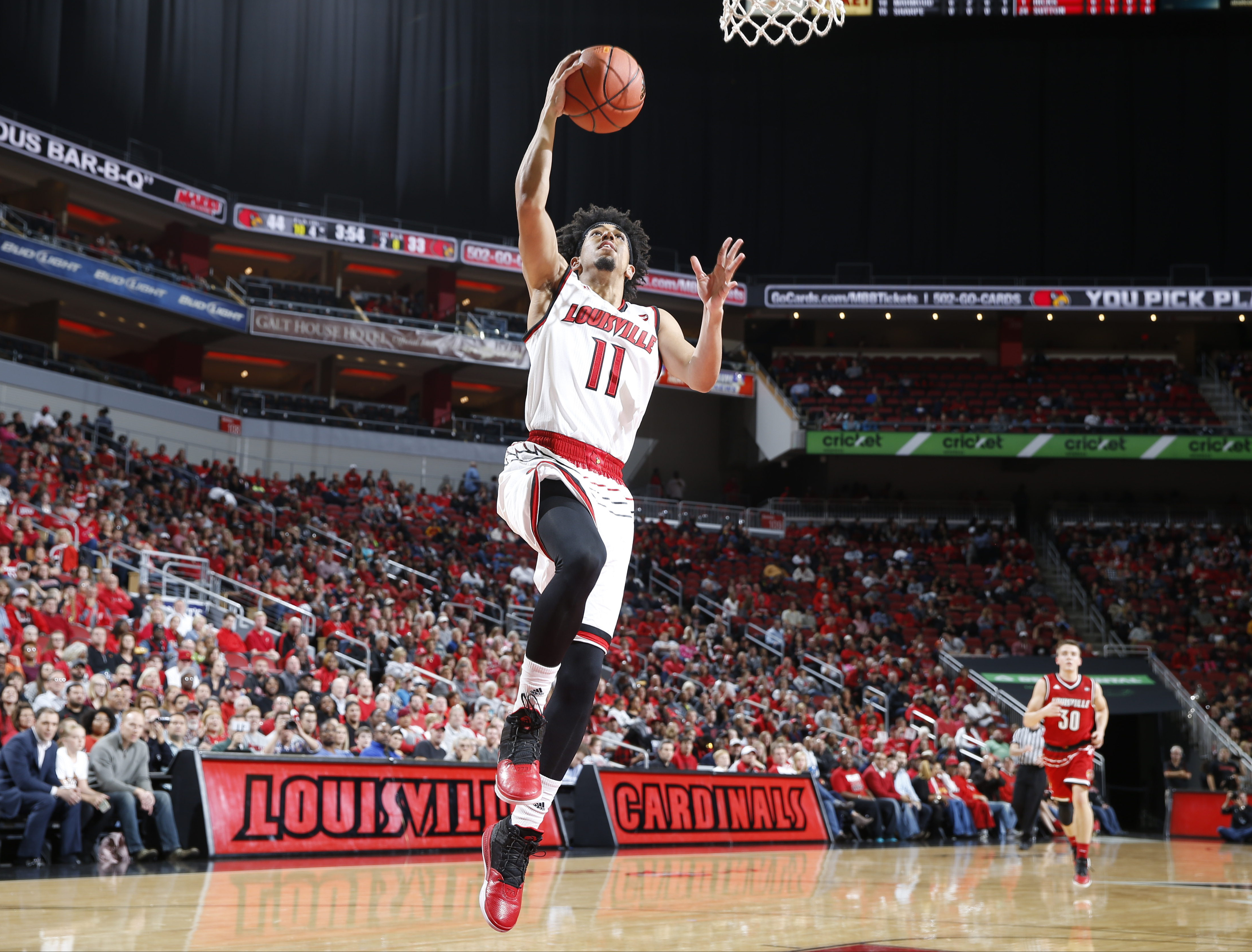 138515576 Jay Henderson - Men s Basketball - University of Louisville Athletics