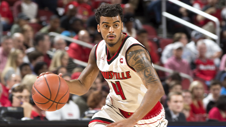 Louisville Athletics - Snider Out 2-3 Weeks with Hip Injury