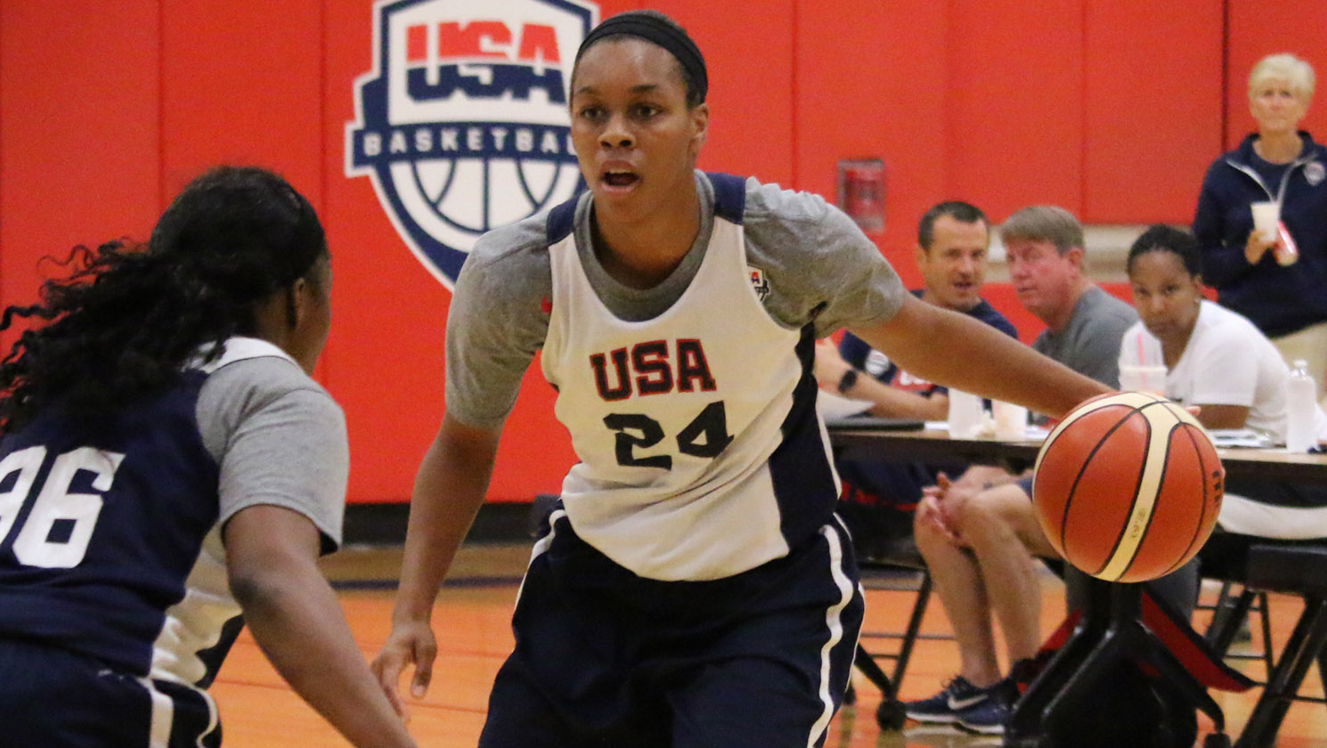 Roster Set for USA Basketball Women's National Team Camp in Seattle