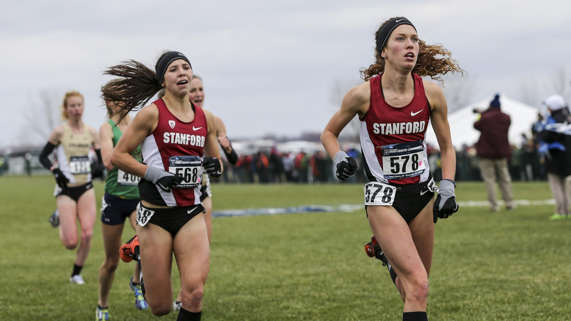 Christina Aragon Cross Country Stanford University Athletics