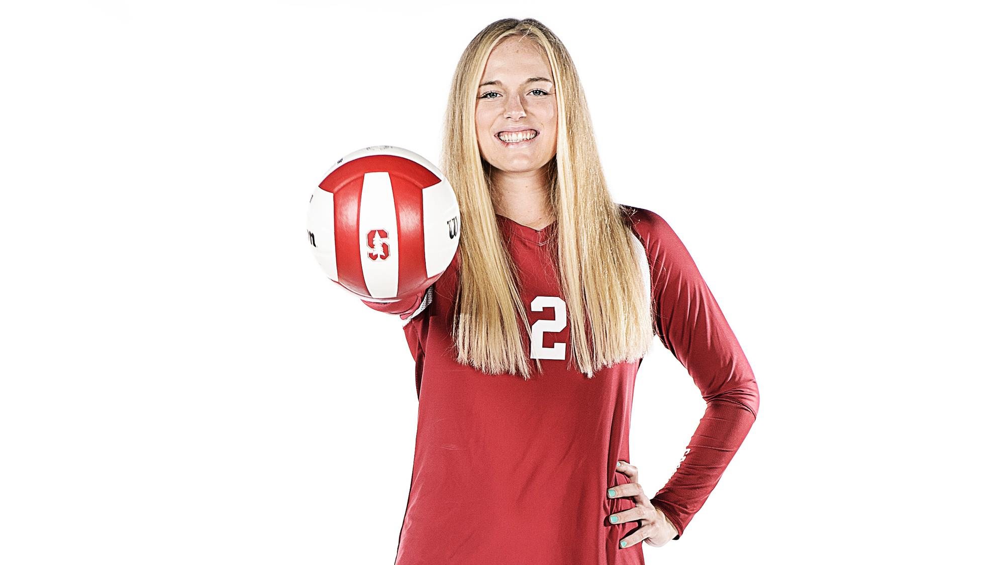 Kathryn Plummer - 2017 Women's Volleyball Roster - Stanford University