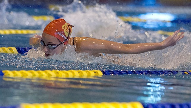 Top recruits to join ubc swimming the university of british columbia athletics for Burnaby swimming pool schedule