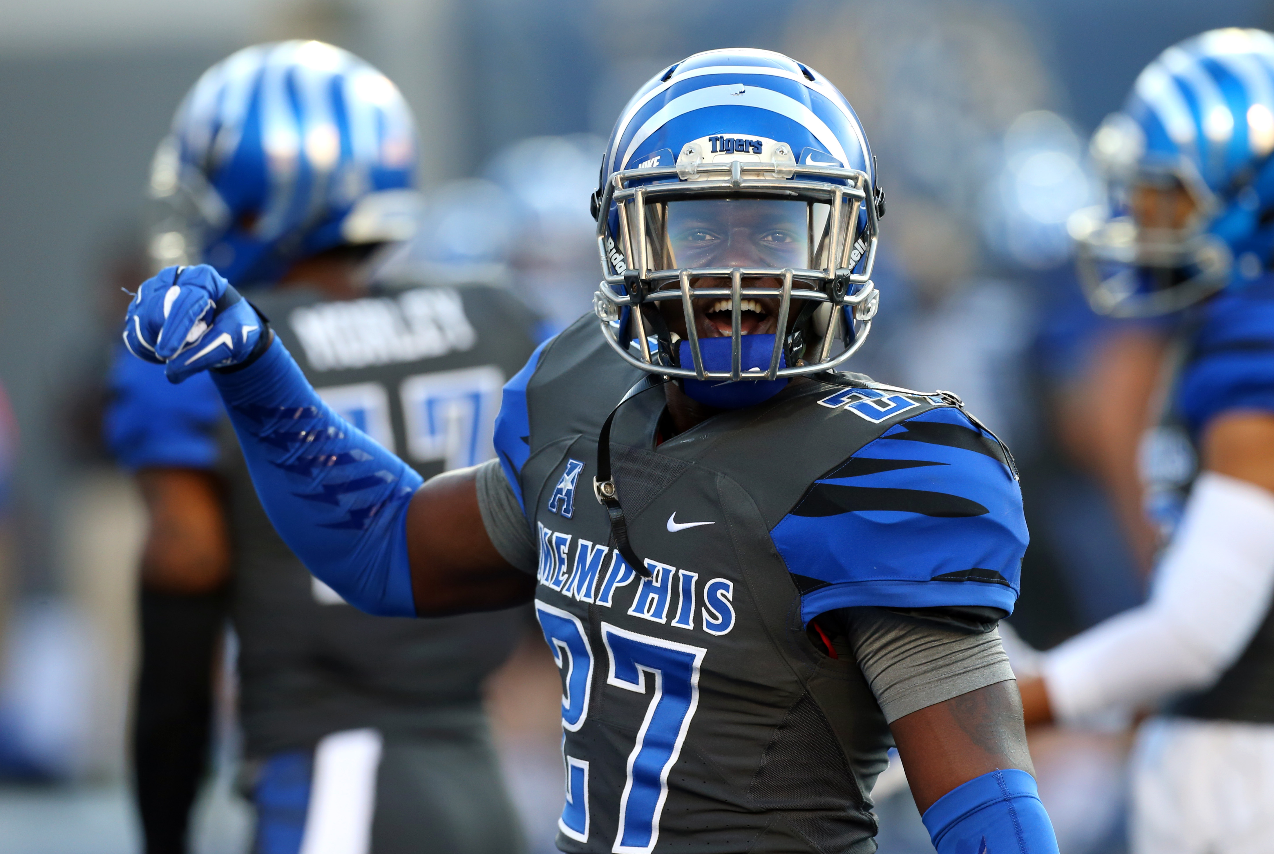 University Of Memphis Athletics Dion Witty 2012
