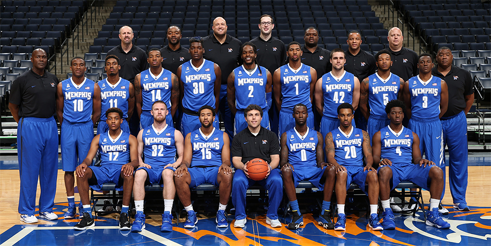 University of Memphis Athletics - 2015-16 Men's Basketball ...