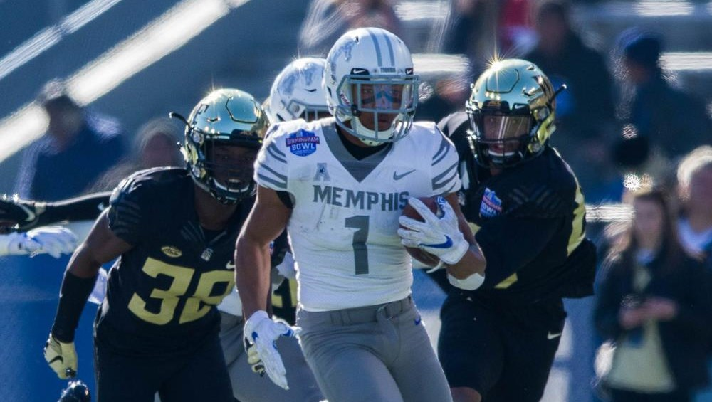University Of Memphis Athletics Trio Of Tigers On Official