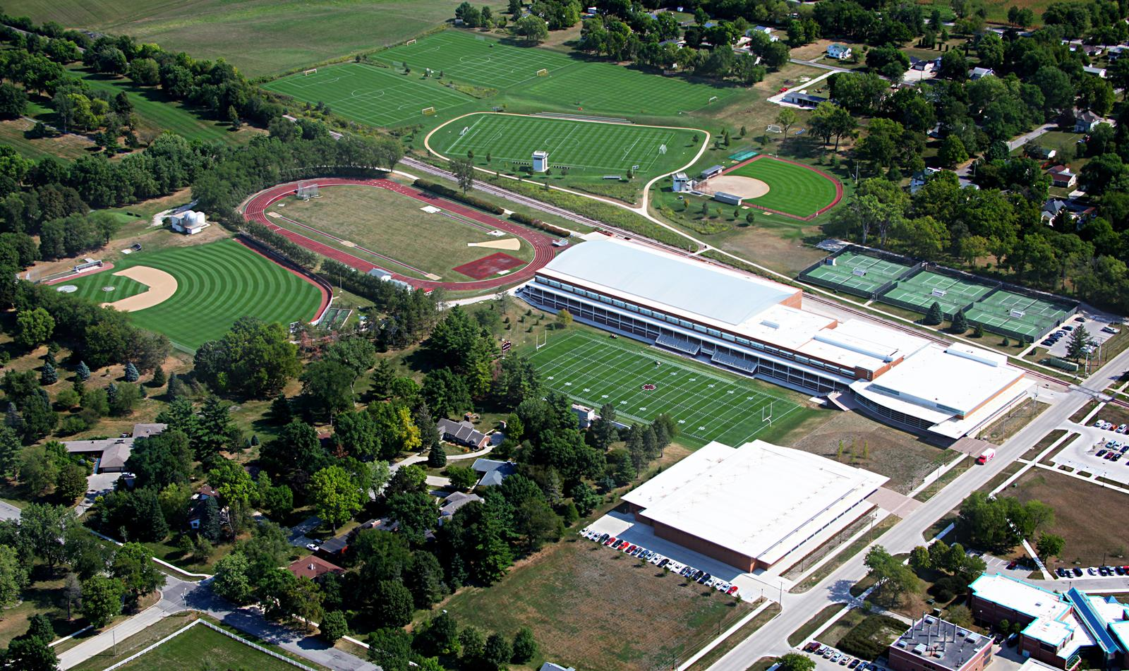Facilities Grinnell College Athletics