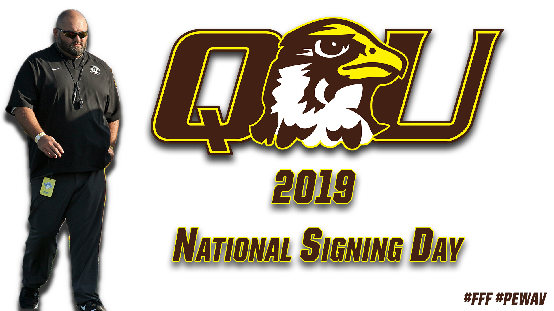 2019 Football National Signing Day Class Announced Quincy