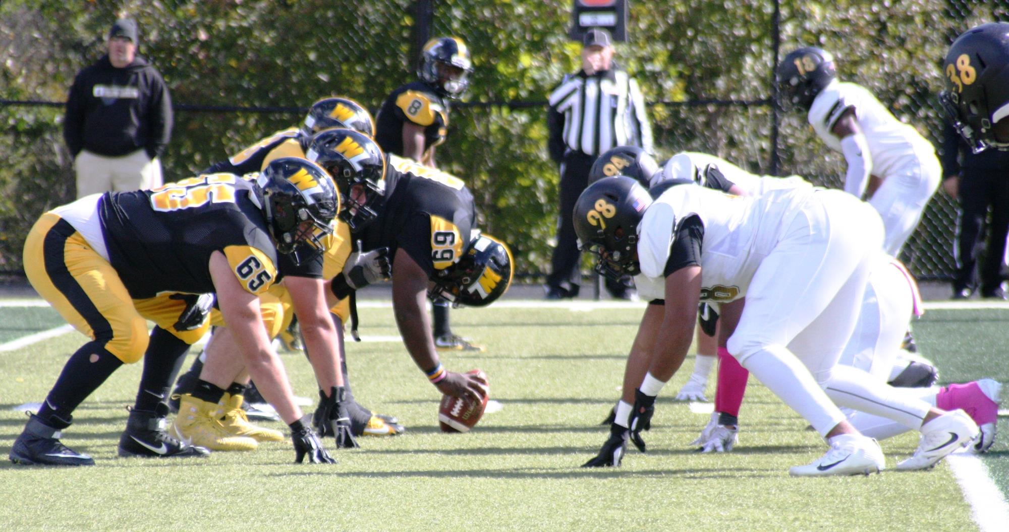 West Liberty Hosts Bloomsburg On Senior Day West Liberty