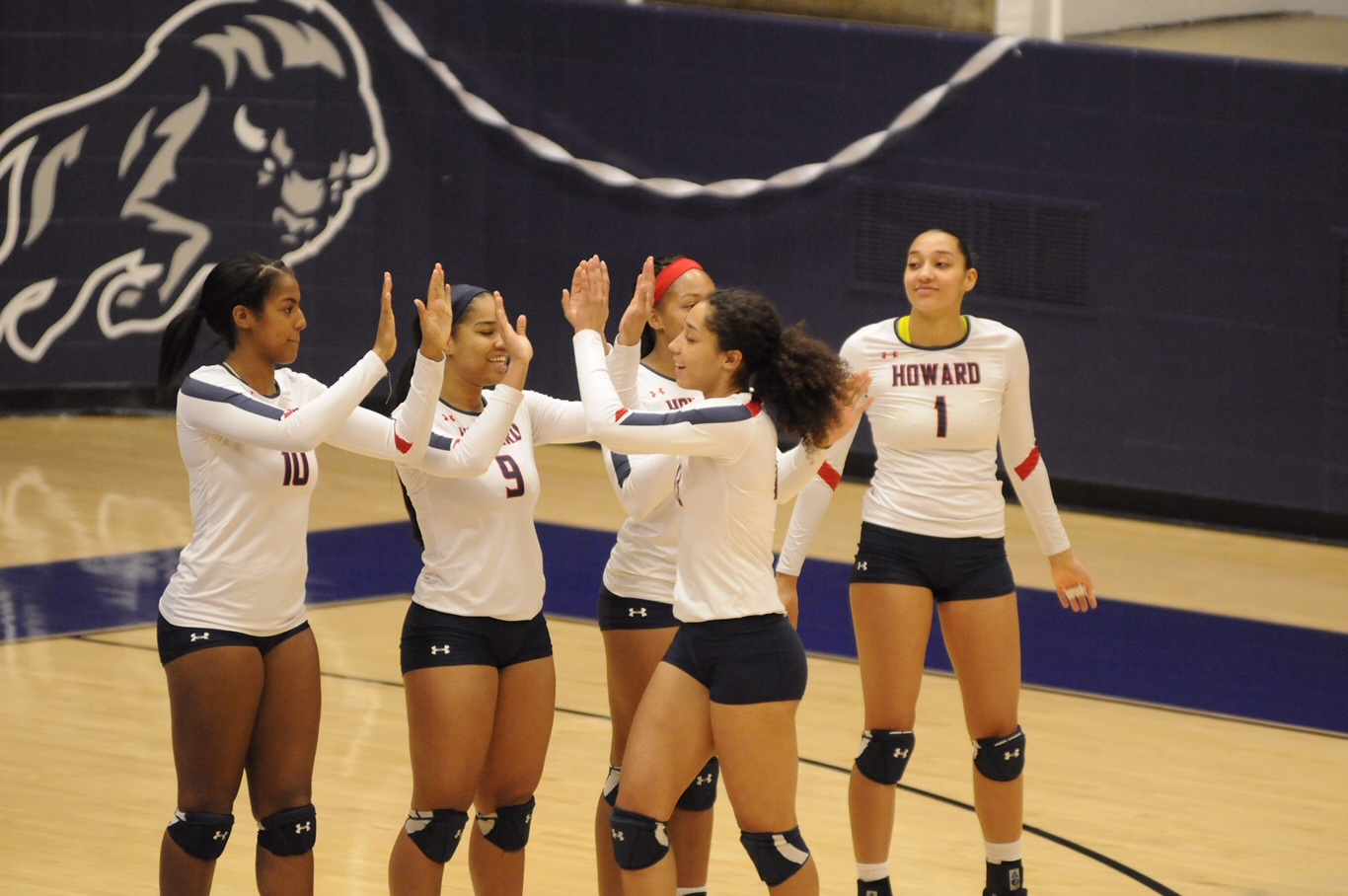 howard university volleyball to host no. 1 stanford and no. 6 penn