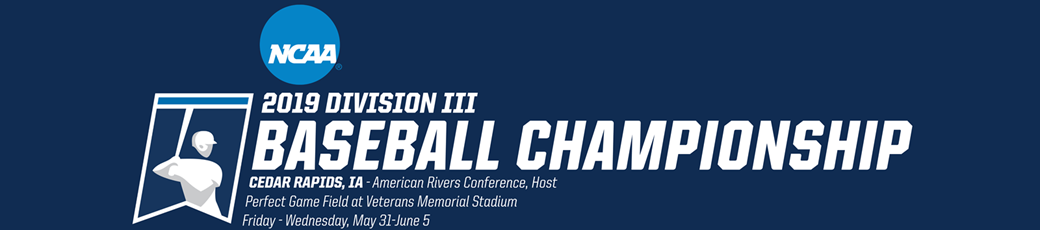 American Rivers Conference 2019 Ncaa Division Iii Baseball