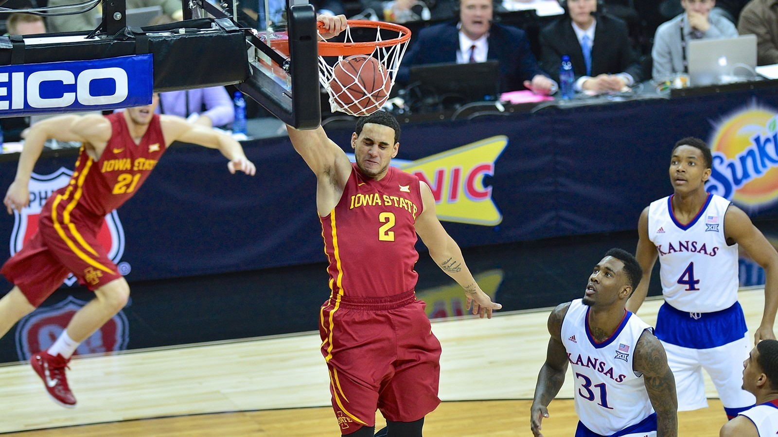 Abdel Nader - Men s Basketball - Iowa State University Athletics 1aa4e2c3c