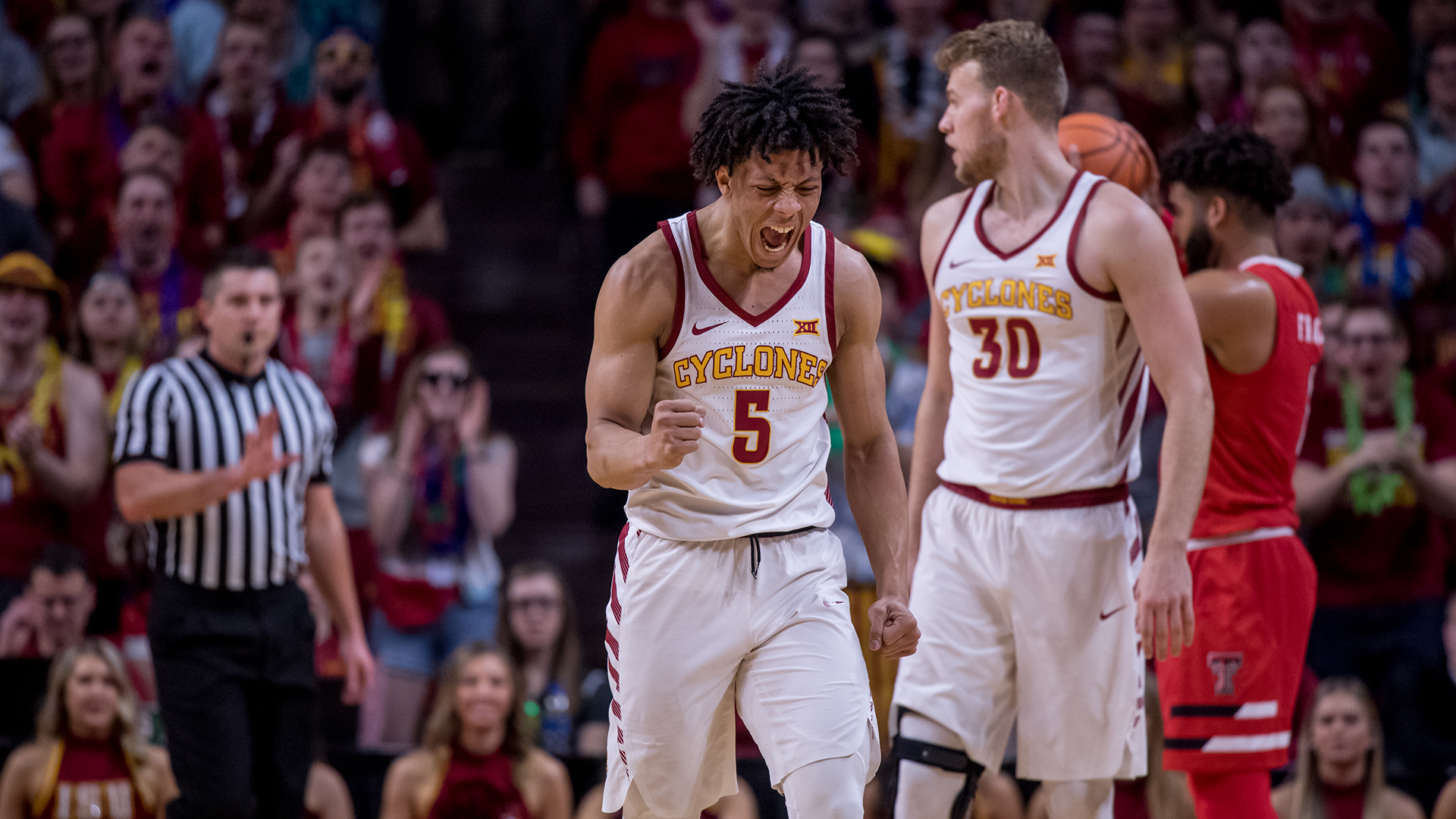 lindell wigginton - men's basketball - iowa state university athletics