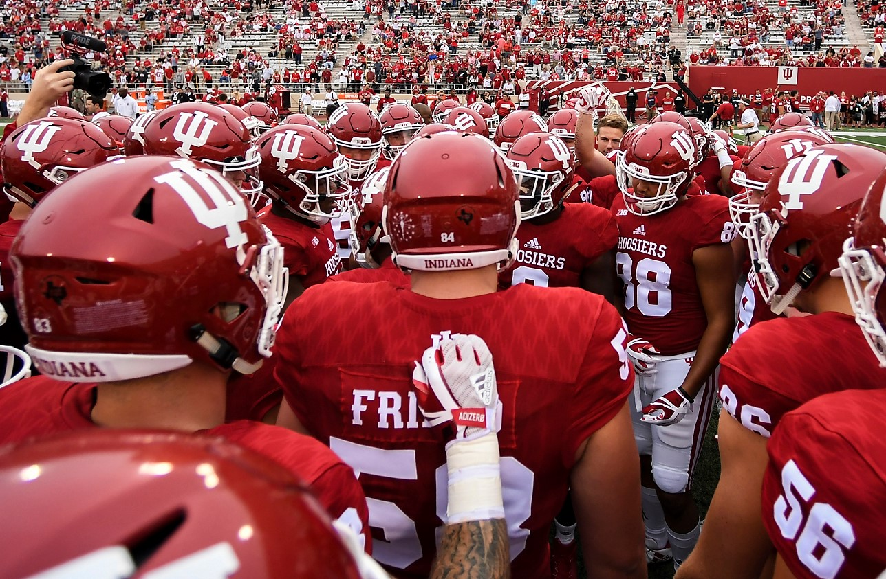 2020 and 2021 big ten schedules announced for iu football - indiana
