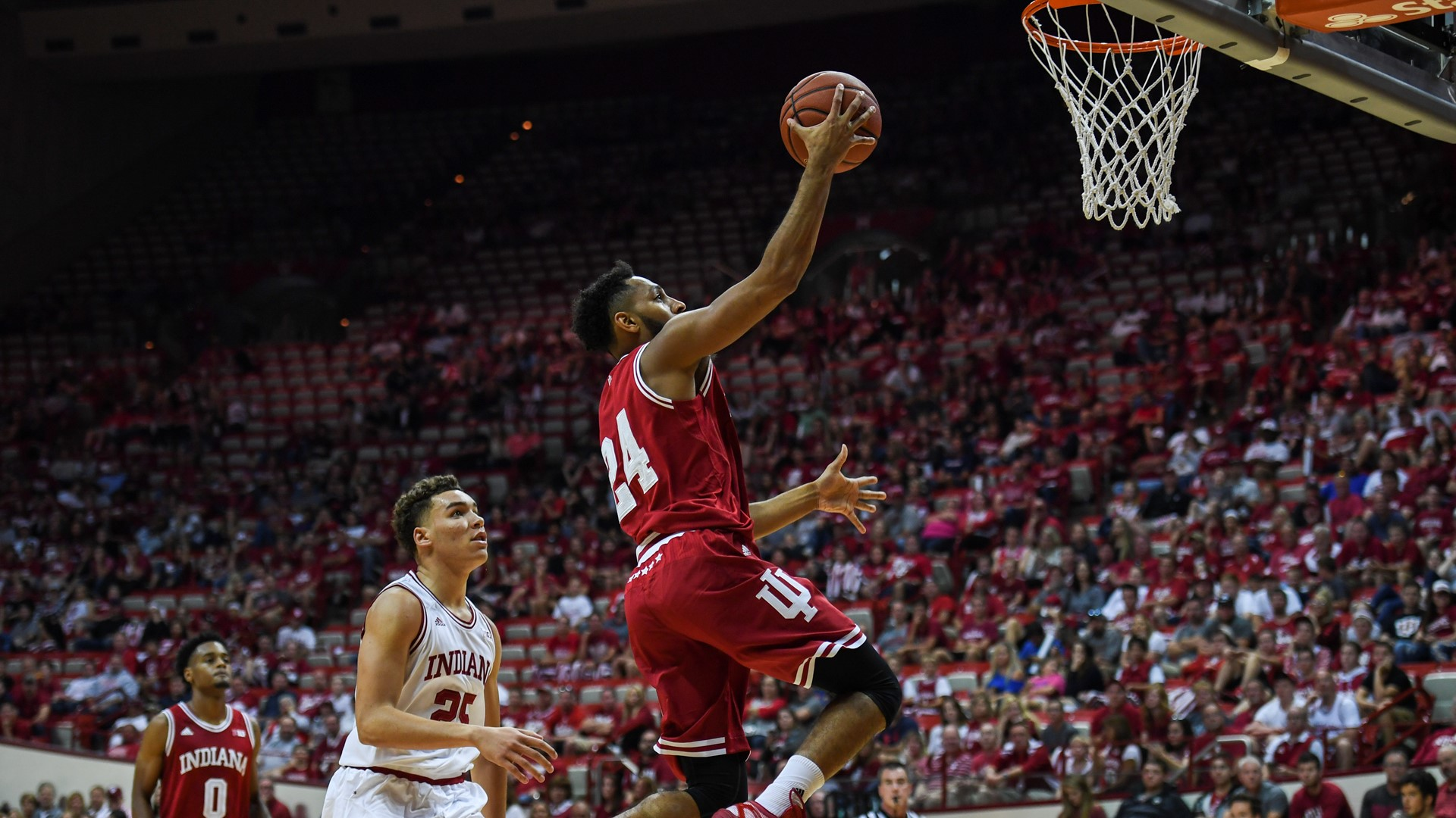 vijay blackmon - men's basketball - indiana university athletics
