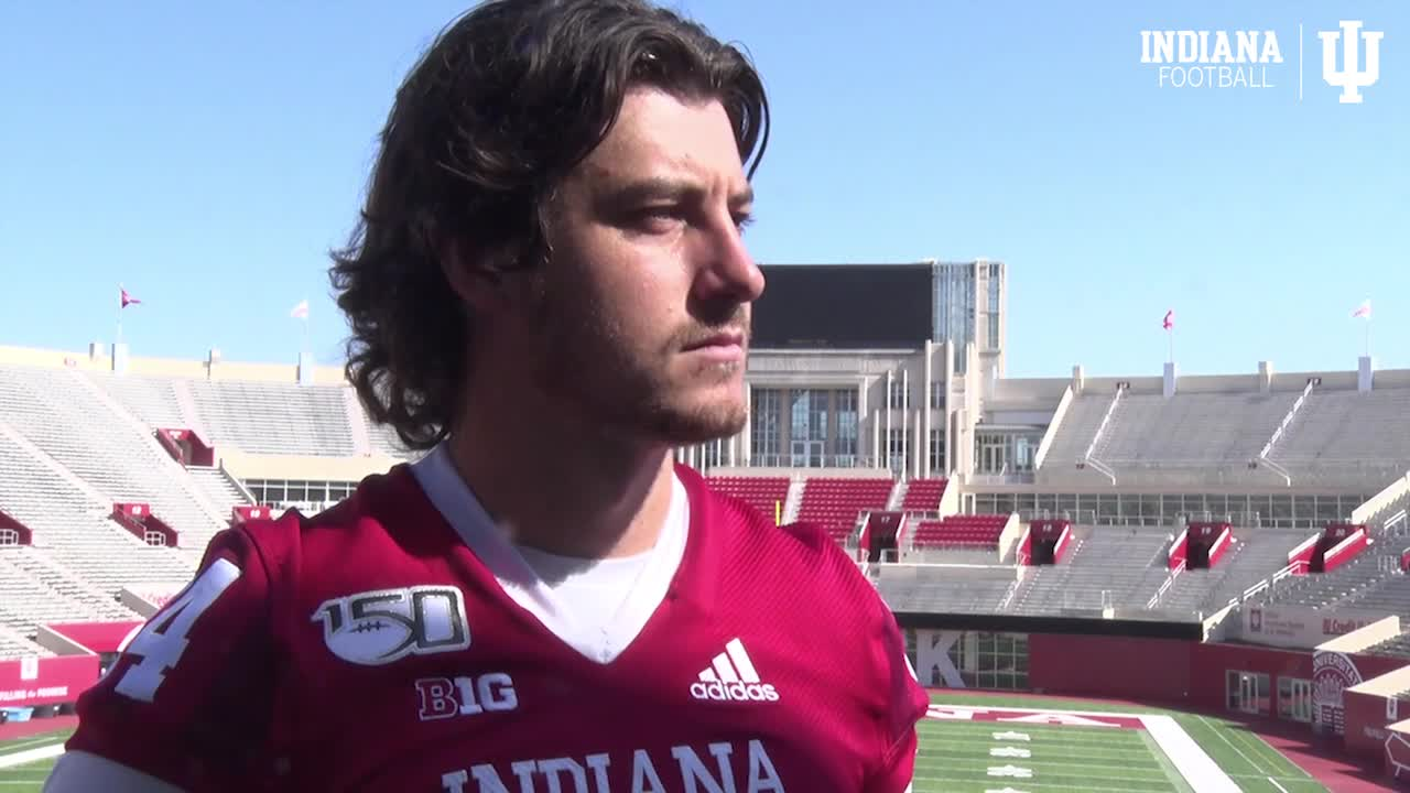 IU Defense Looking to Next Fall  And the Next  And the Next