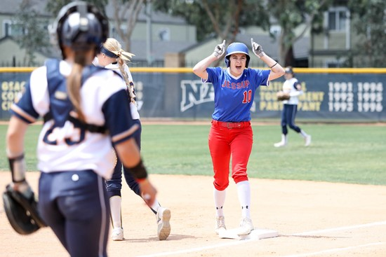 Softball At GSAC Championship Day 1 More Galleries [+]