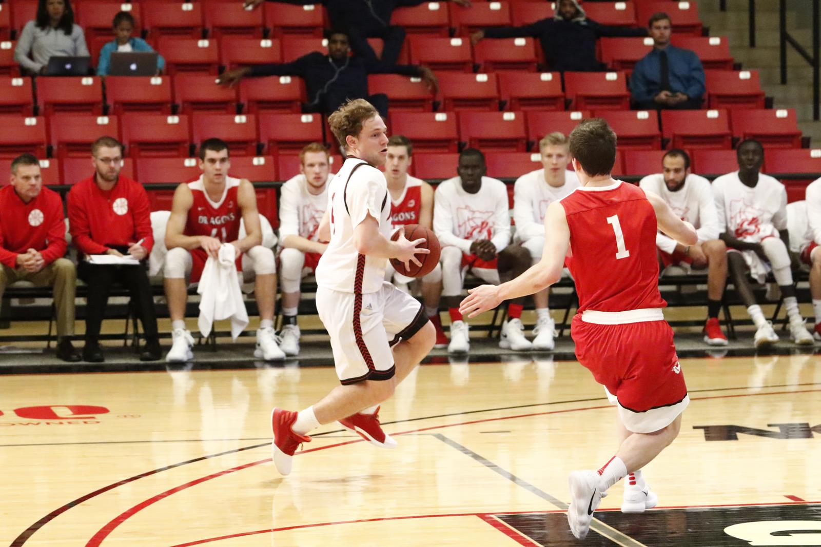 Cardinals Nearly Knock Off Top Seed Bellarmine in GLVC ...