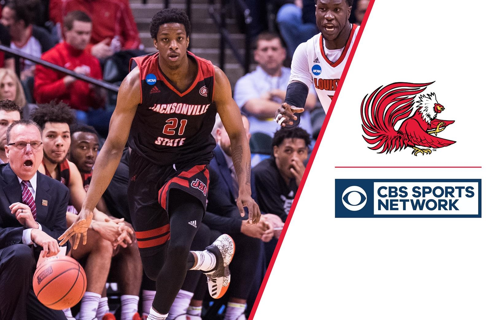 gamecocks announce cbs sports network game - jacksonville state