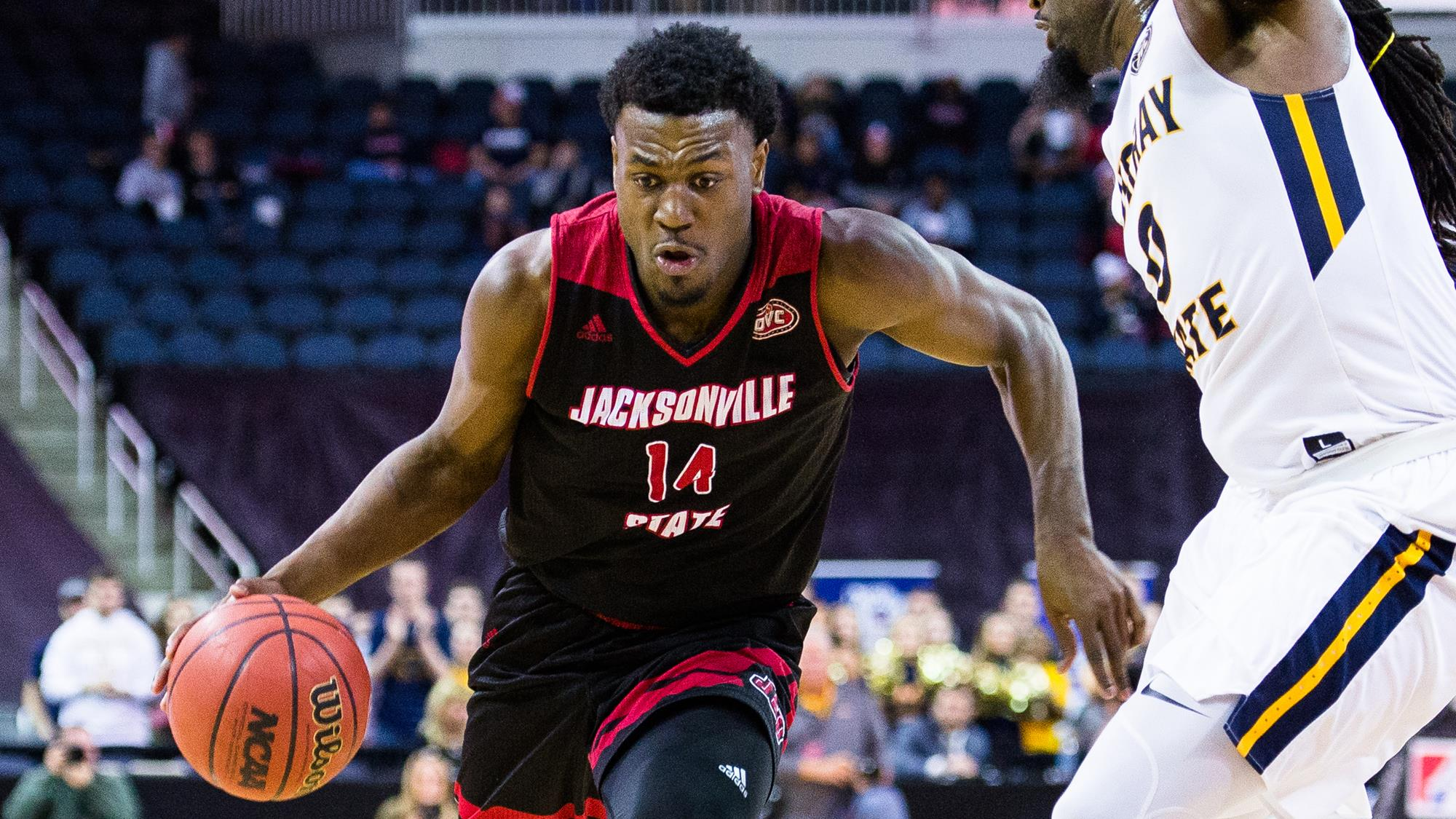 Men's basketball earns fifth consecutive win in victory over DSU - Jacksonville State University ...