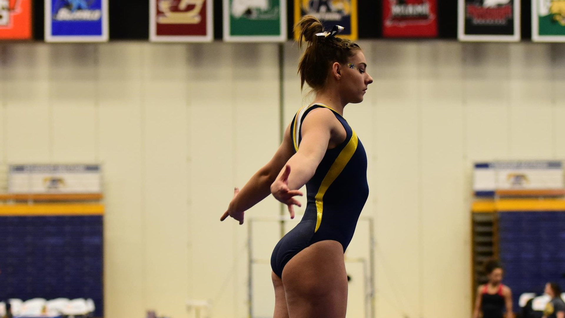 a2612c78f523 Sydney Chapman - Gymnastics - Kent State University Athletics