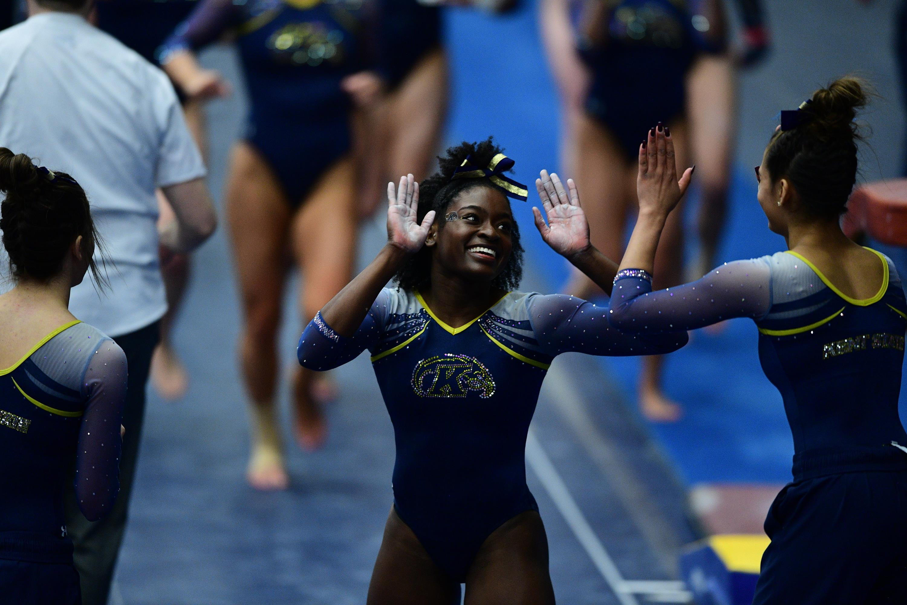 fea4a9b2518d Dara Williams - Gymnastics - Kent State University Athletics