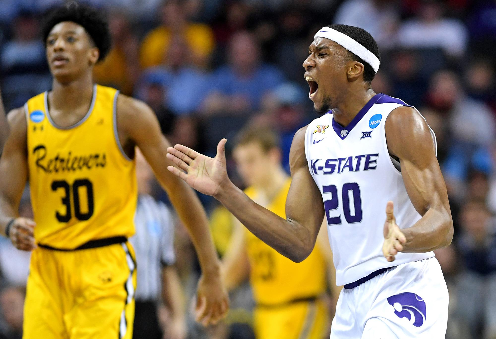 oh so sweet! k-state tops upstart umbc, advances to ncaa sweet 16