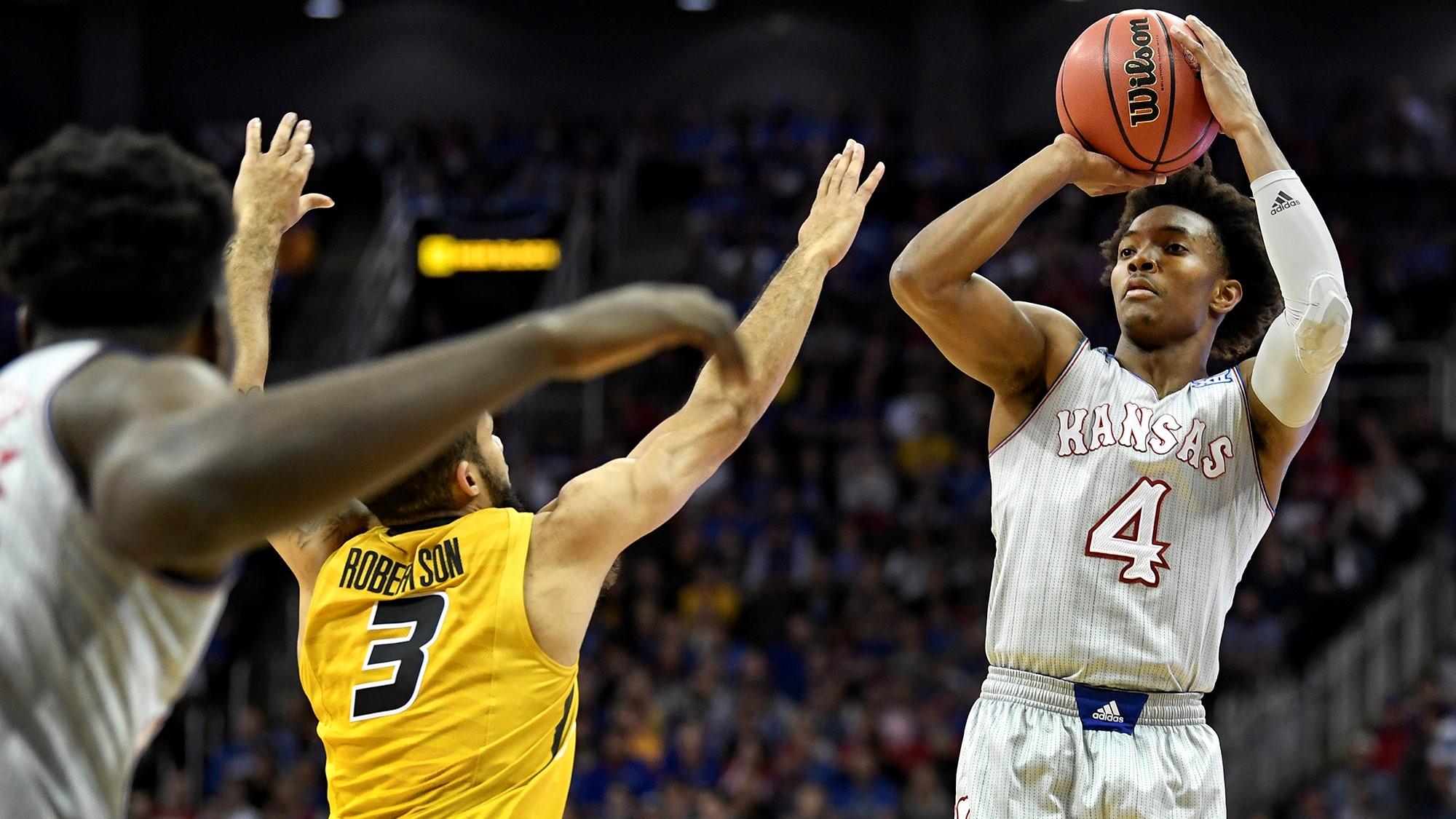 Devonte Graham Men S Basketball University Of Kansas Athletics