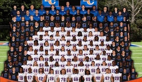 Louisiana College Wildcats 2014 Football Roster