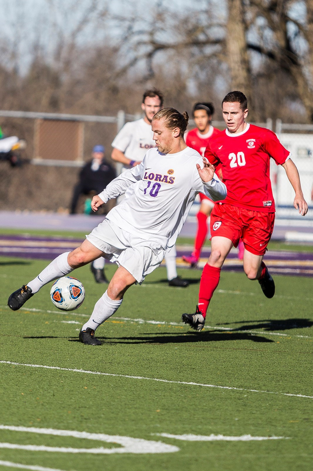 Richard Lenke - Men's Soccer - Loras College Athletics