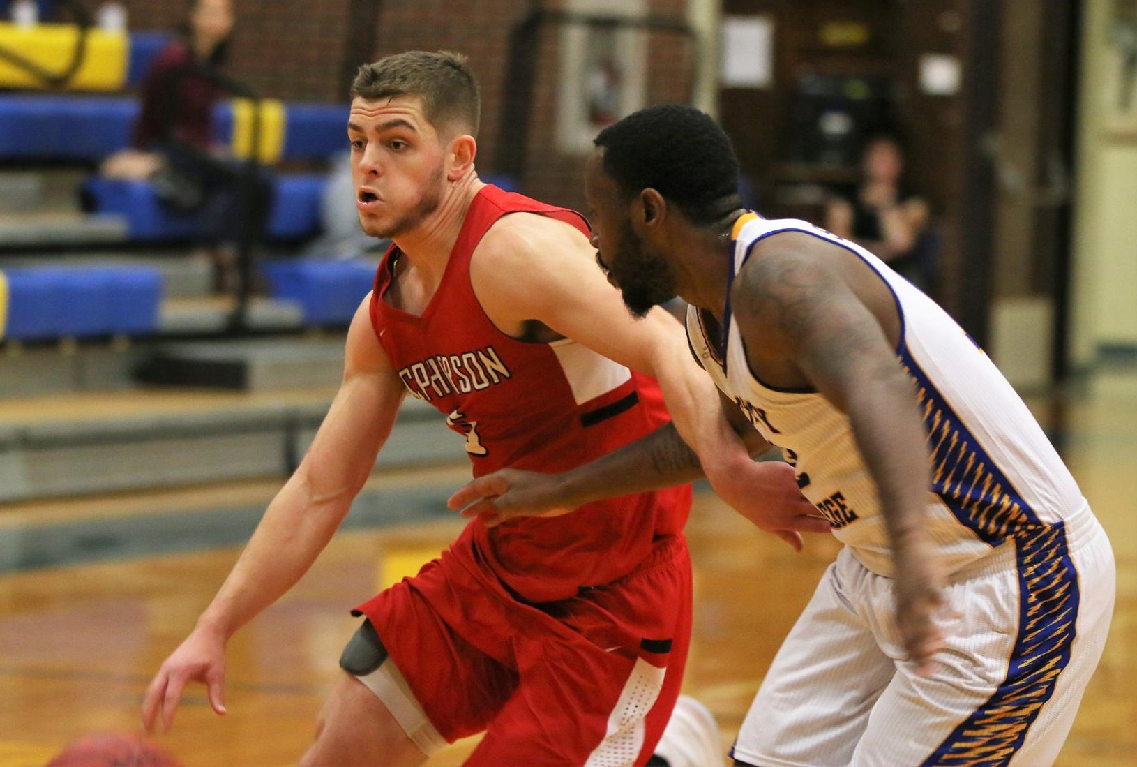 Men's Basketball Falls on the Road at Bethany - McPherson ...