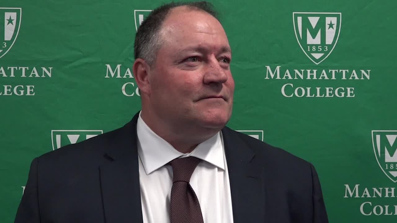 Manhattan College Athletic Hall of Fame 2018 Interviews: Tim McIntee on the 2002 Men's Lacrosse Team